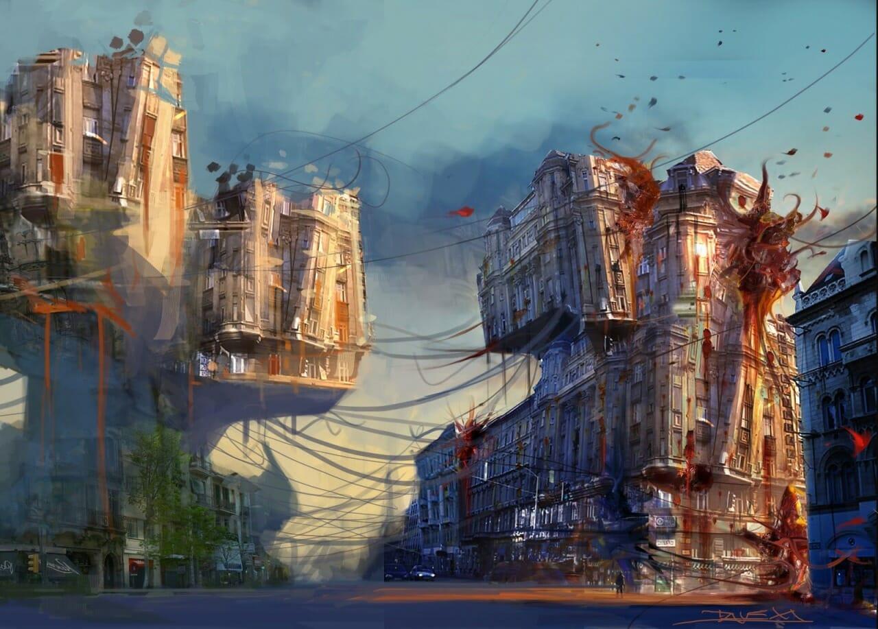 Alessandro Taini - Demon City