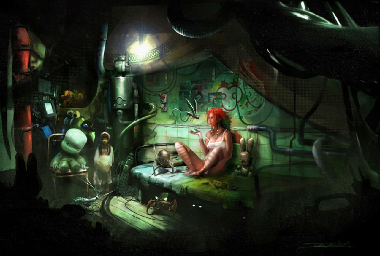 Alessandro Taini - Cyberpunk