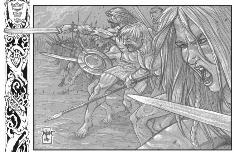 King Arthur Pendragon RPG