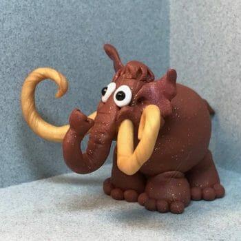 Girl Genius - one derpy mimmoth