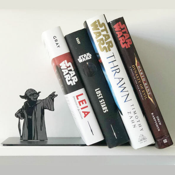 Yoda bookends
