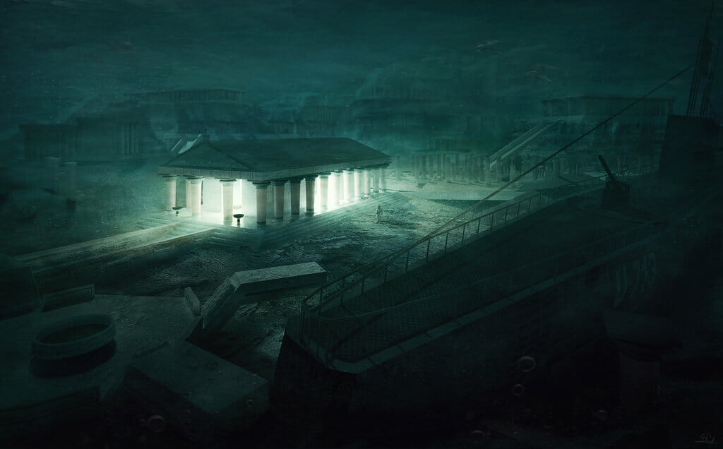 Lovecraft temple