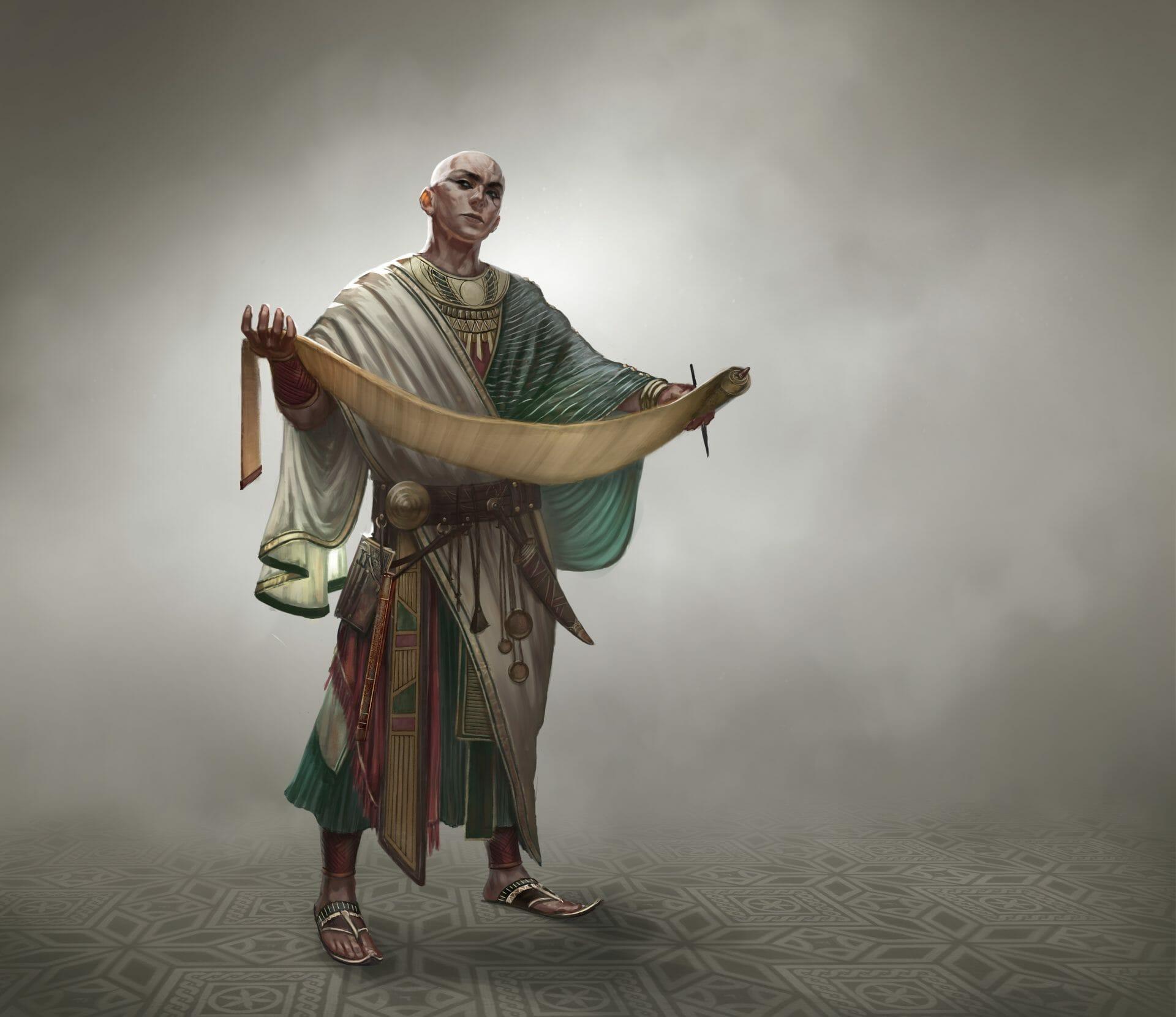 Lex Arcana - Aulus
