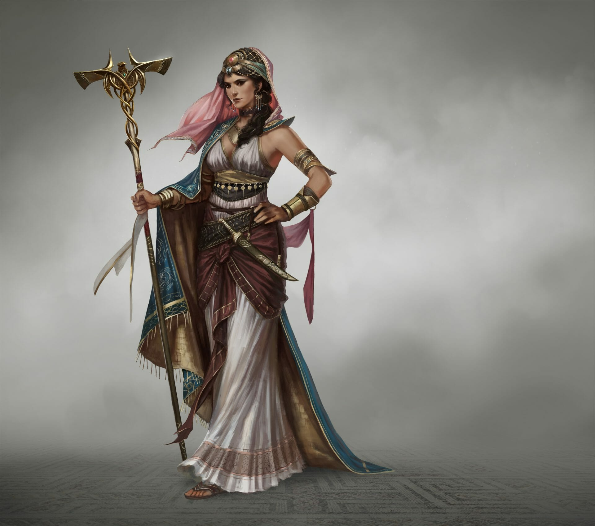 Lex Arcana - Zenobia