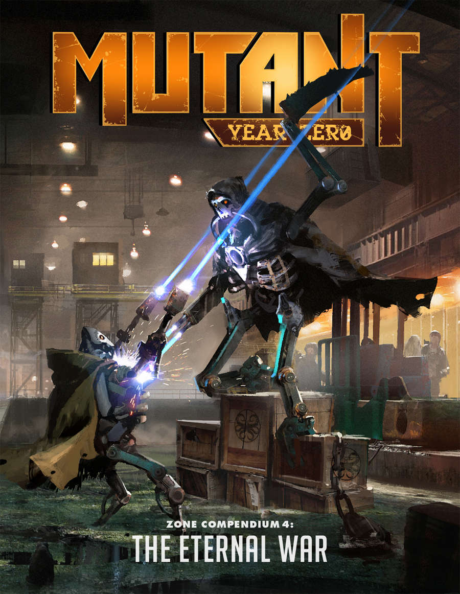 Mutant Year Zero: The Eternal War