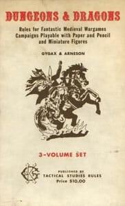 Original Dungeons & Dragons