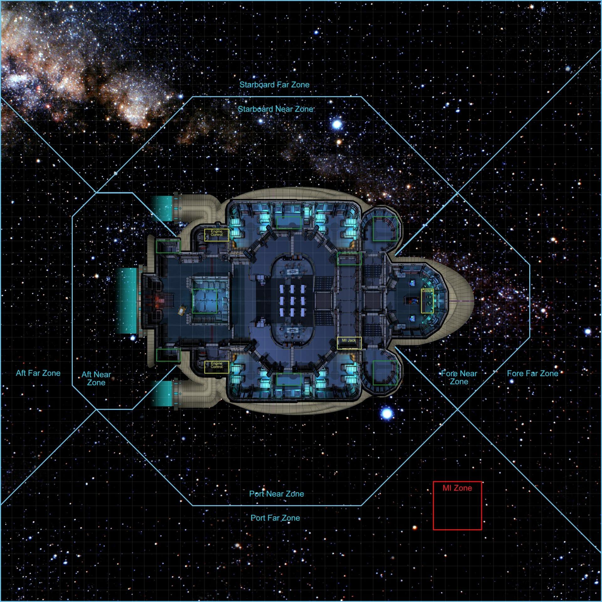 "PC Spaceship: The Wanderer by Jose ""Gigio"" Esteras"