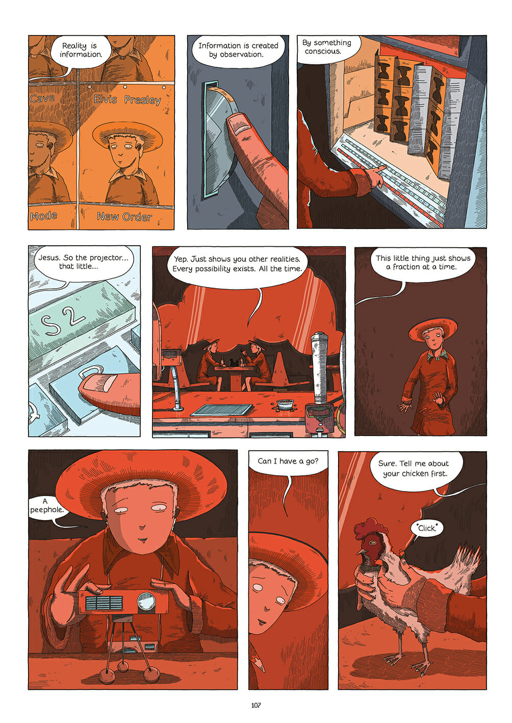 Julian Hanshaw - Be Little With Me - I Feel Machine