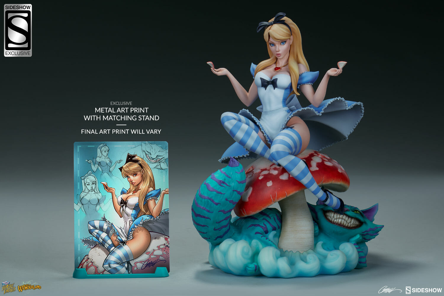 J Scott Campbell's Alice in Wonderland