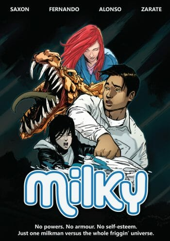 Milky cover
