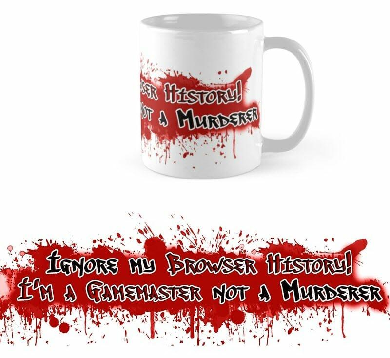 I'm a GM mug