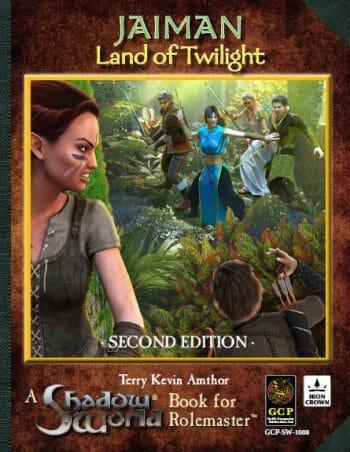 Shadow World - Jaiman - Land of Twiligh