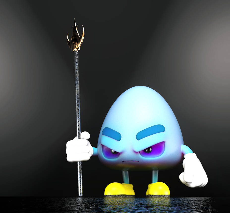 Grumpy Game Enemy