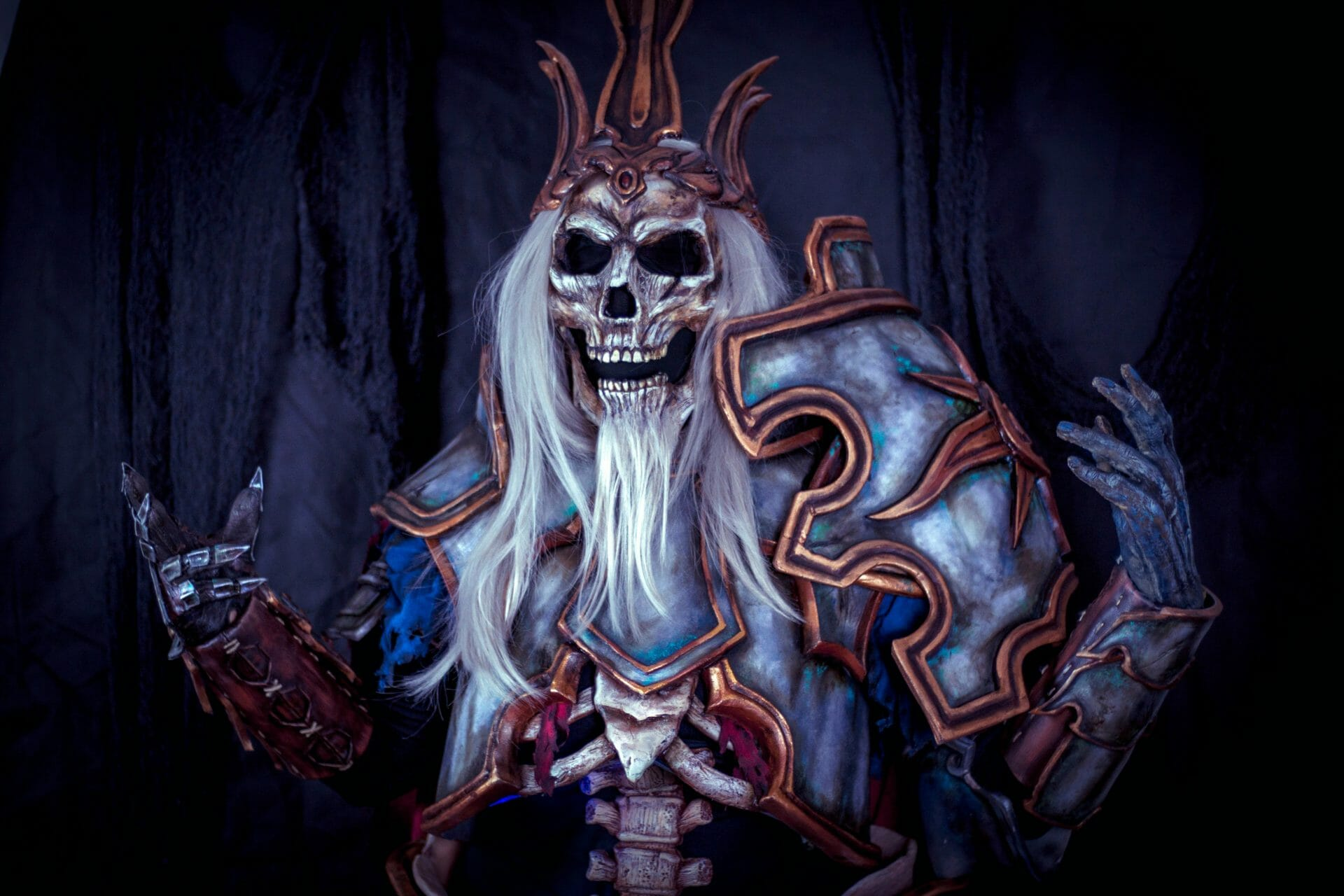 Leoric - The Mad King from Diablo