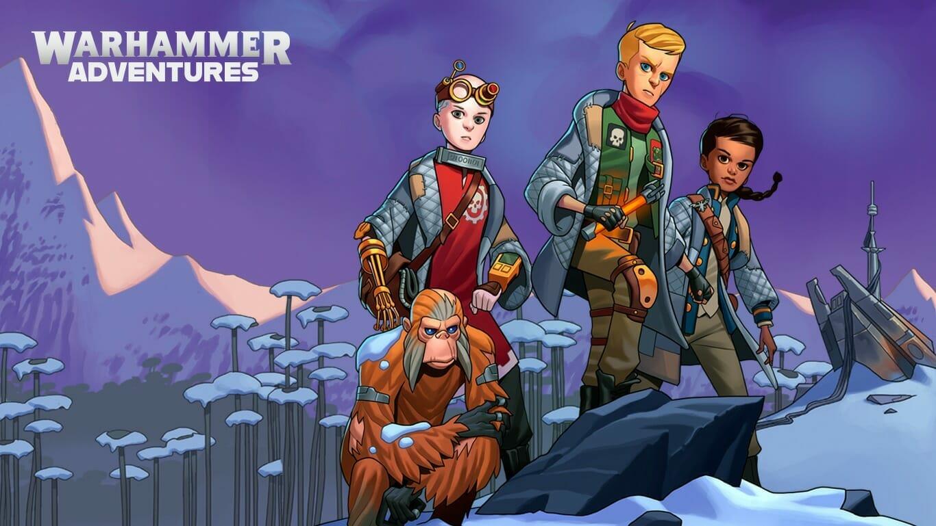 Warhammer Adventures: Warped Galaxies