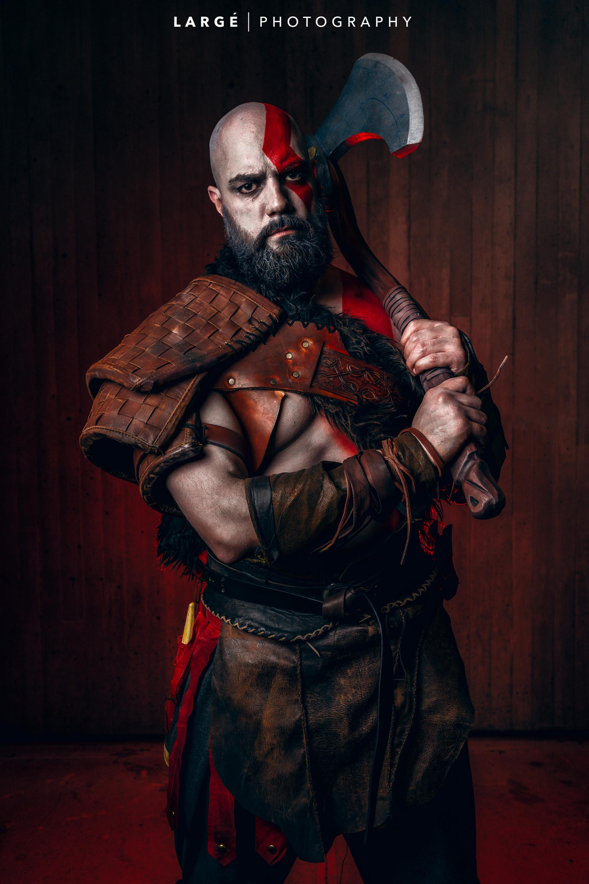 Kratos; God of War