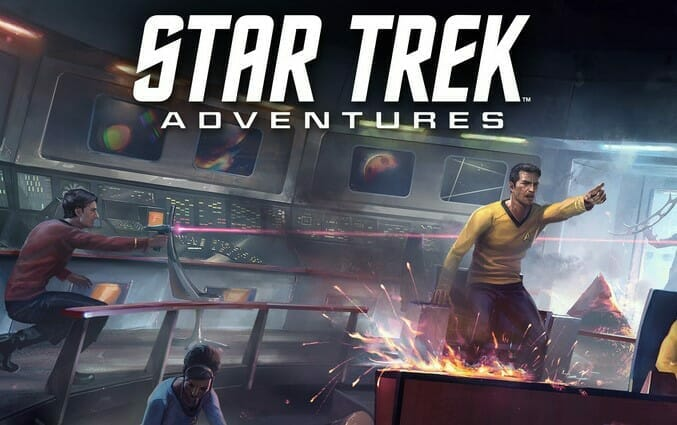 Star Trek RPG