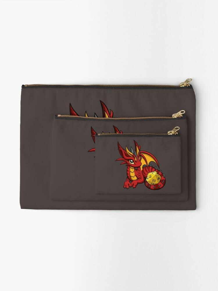 Dragon dice bags