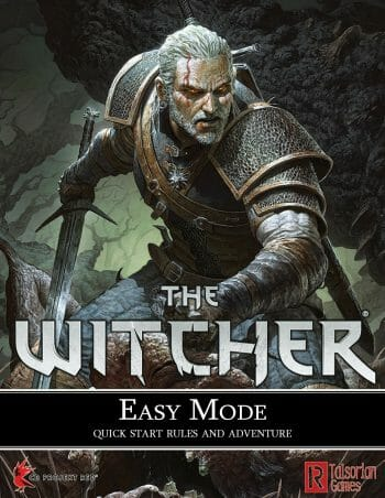 The Witcher Roleplaying Game: Easy Mode