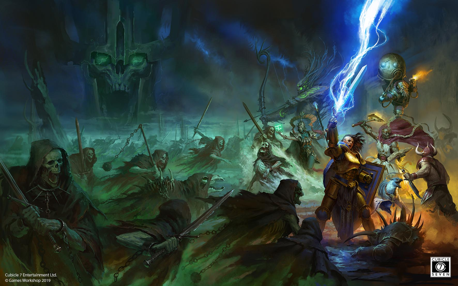 Age of Sigmar RPG