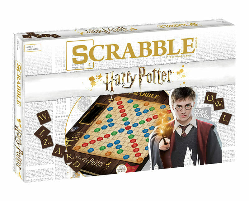 Harry Potter Scrabble On The Way