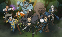 Critical Role: The Legend of Vox Machina