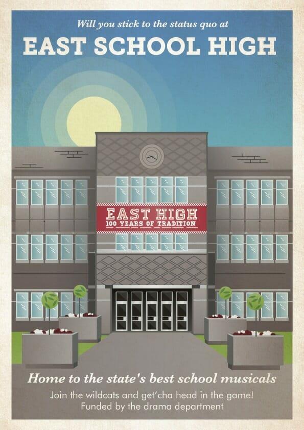 East School High