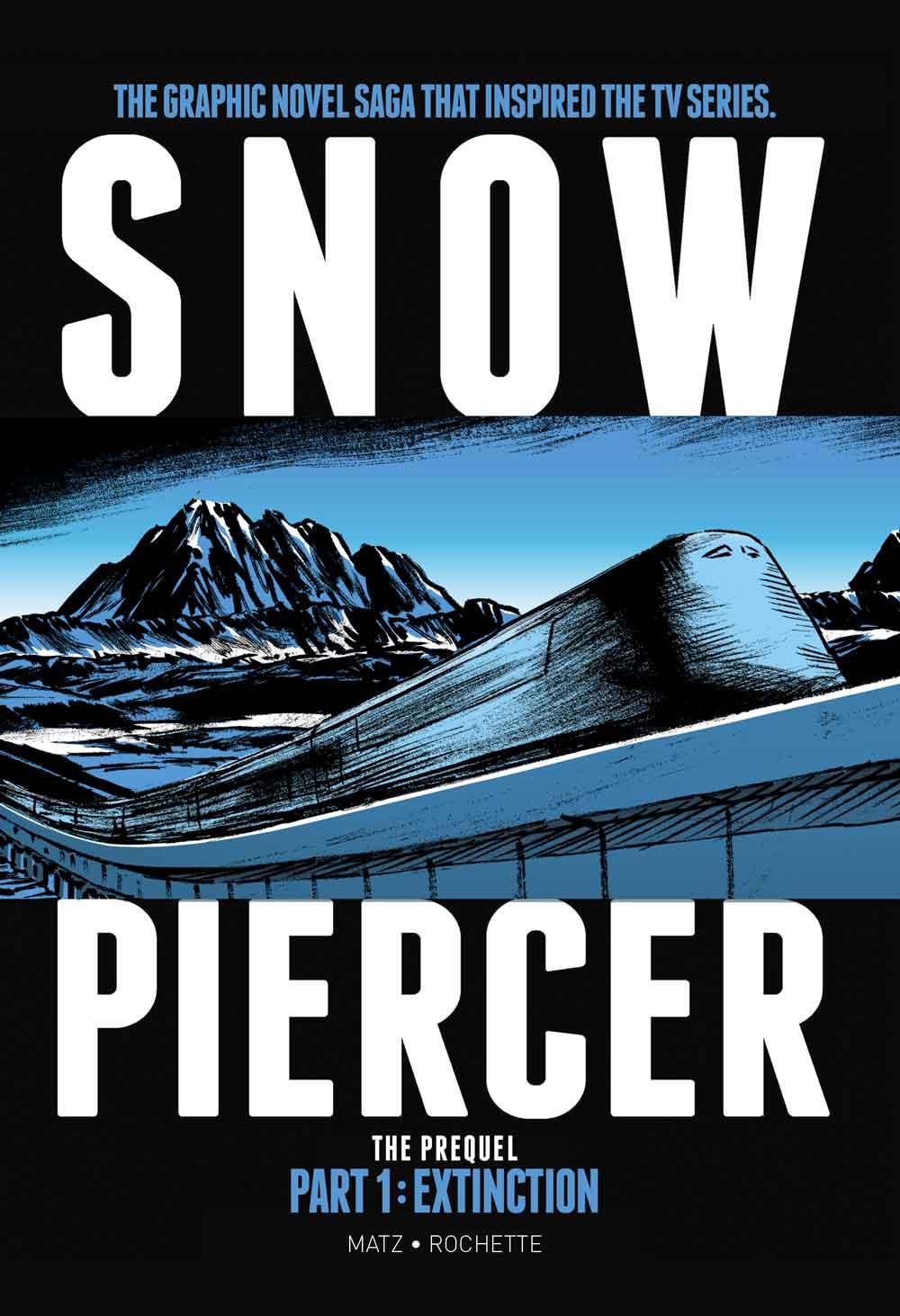 Snowpiercer Extinction