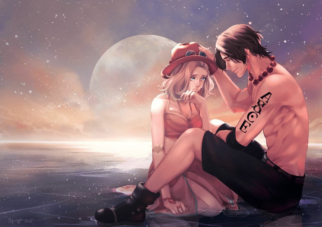 Sora and Ace