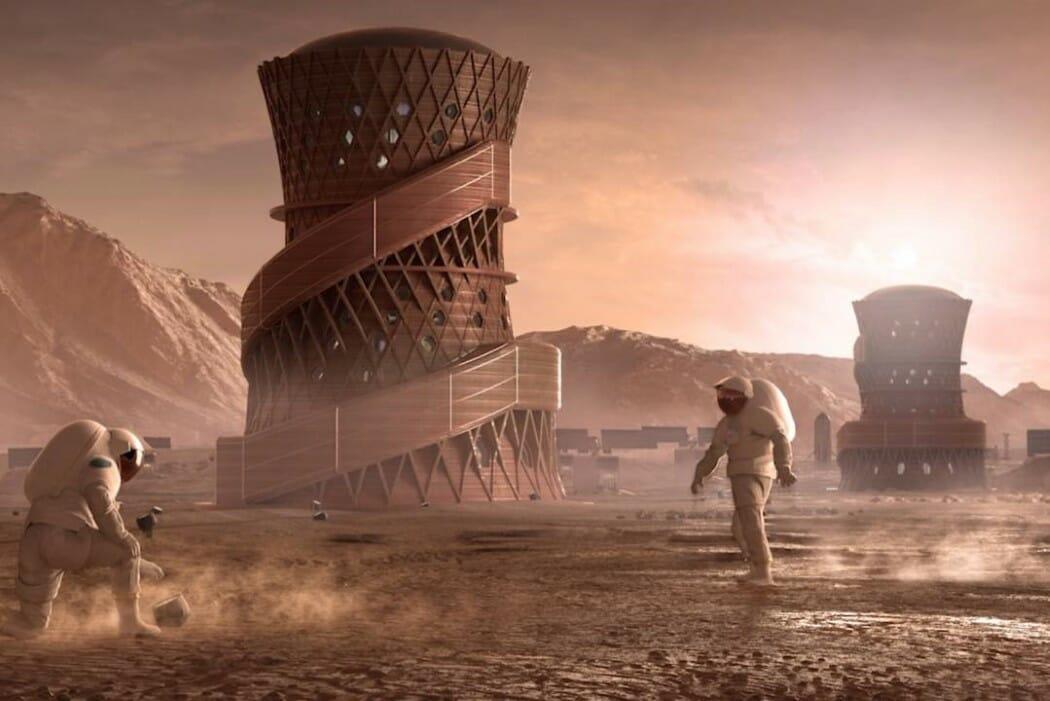 Mars X House