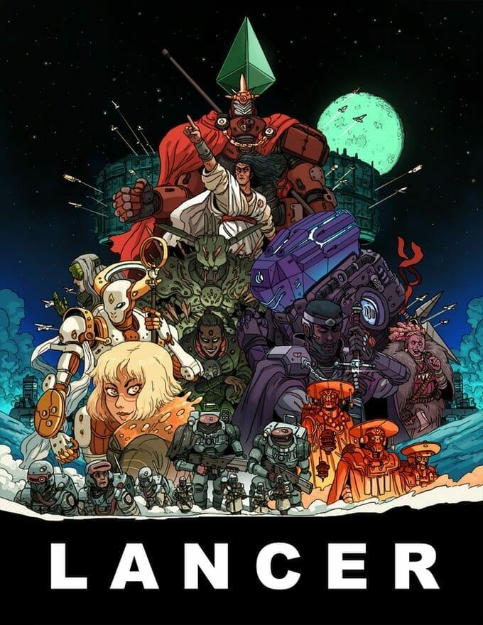Lancer cover