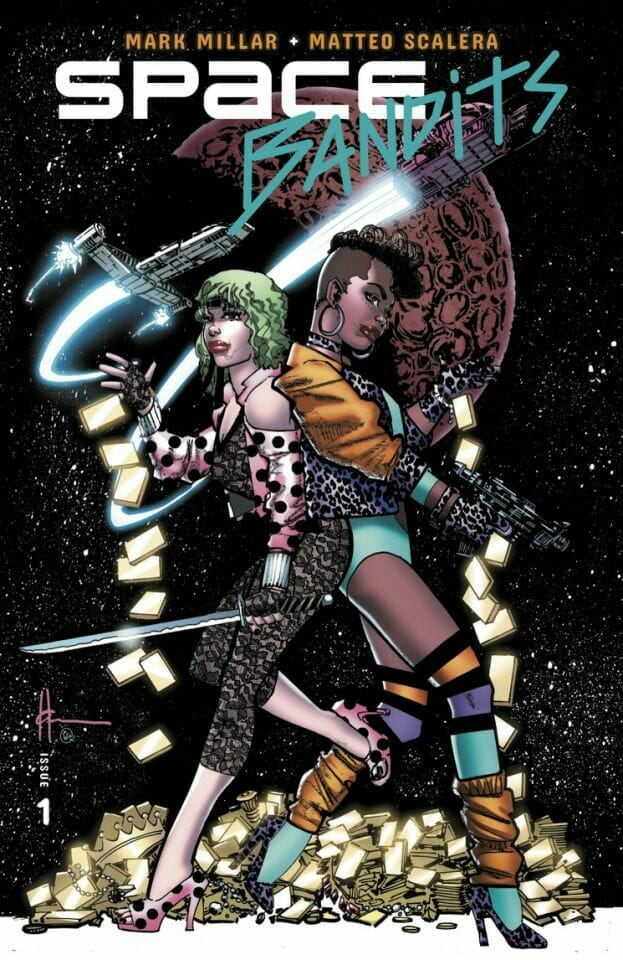 Space Bandits cover
