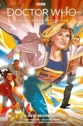 The Thirteenth Doctor volume 1