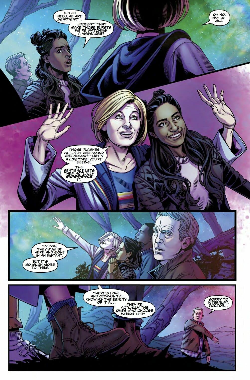 Thirteenth Doctor volume 1 - adventure