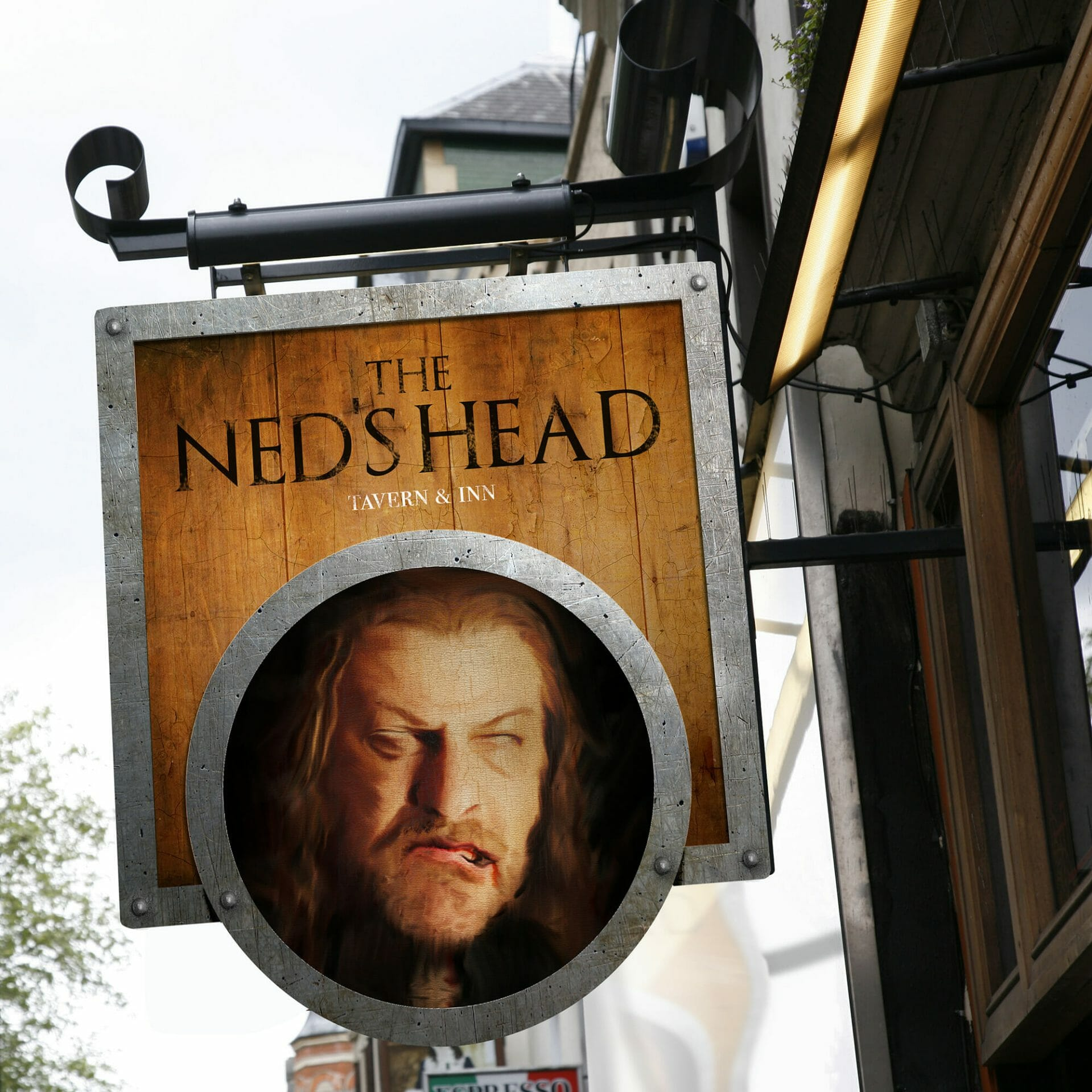 The Ned's Head