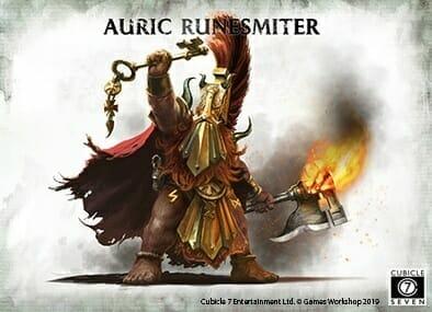 Auric Runesmiter