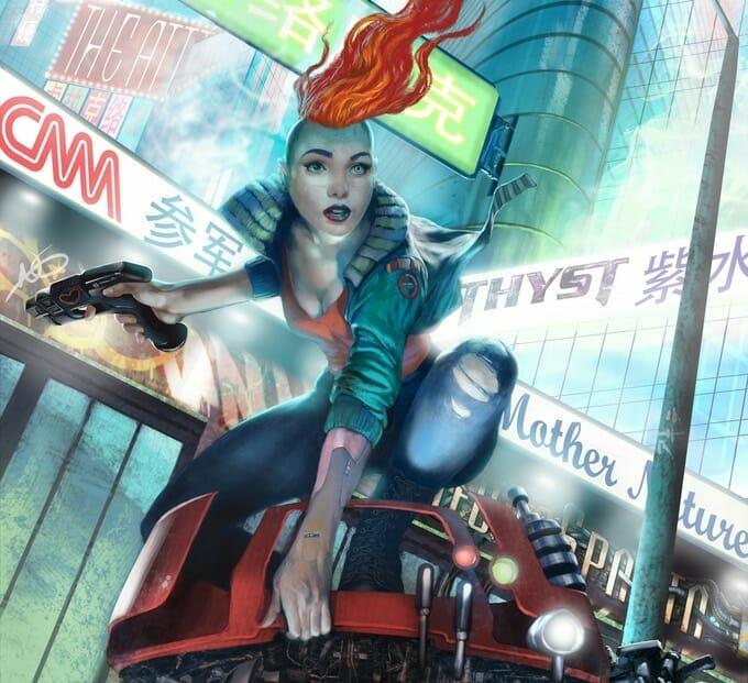 Ultramodern5: Cyberpunk