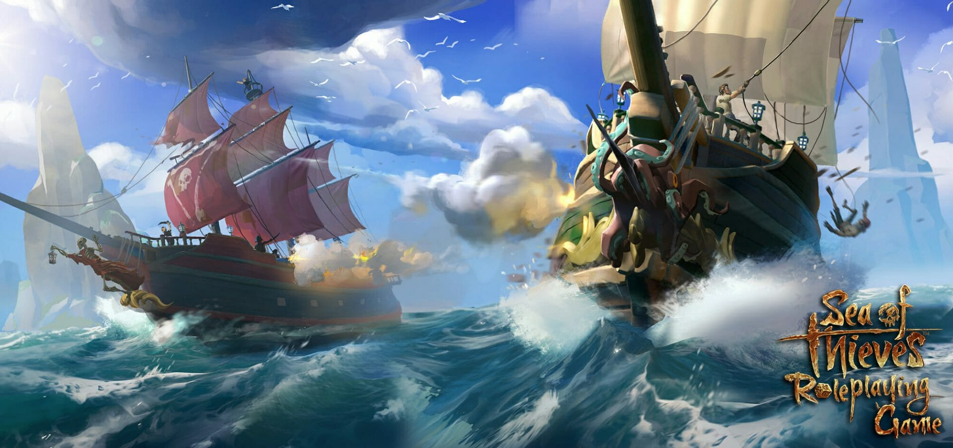 Sea of Thieves pen and paper game