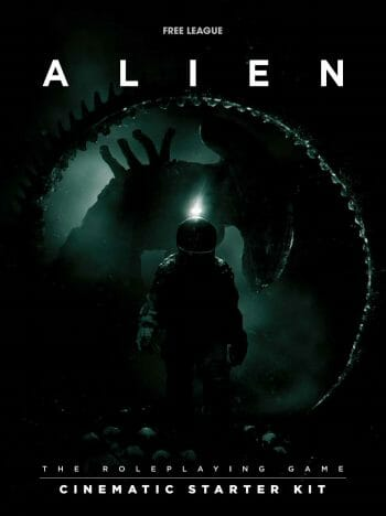 Alien: The Roleplaying Game - Cinematic Starter Kit