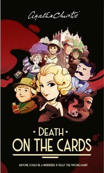 Agatha Christie - Death on the Cards