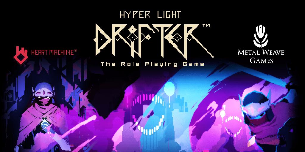 Hyper Light Drifter RPG