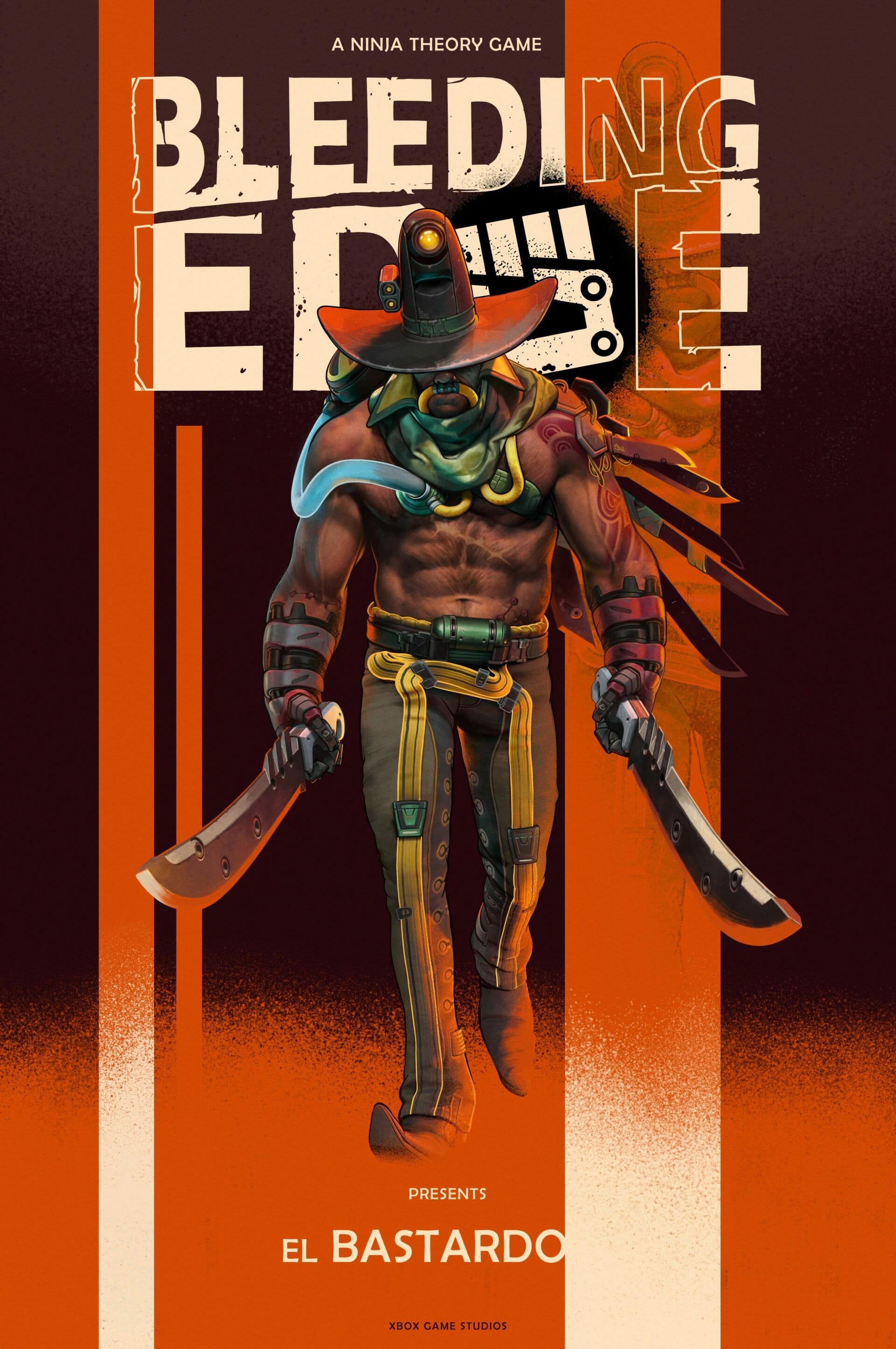 Bleeding Edge - Poster -