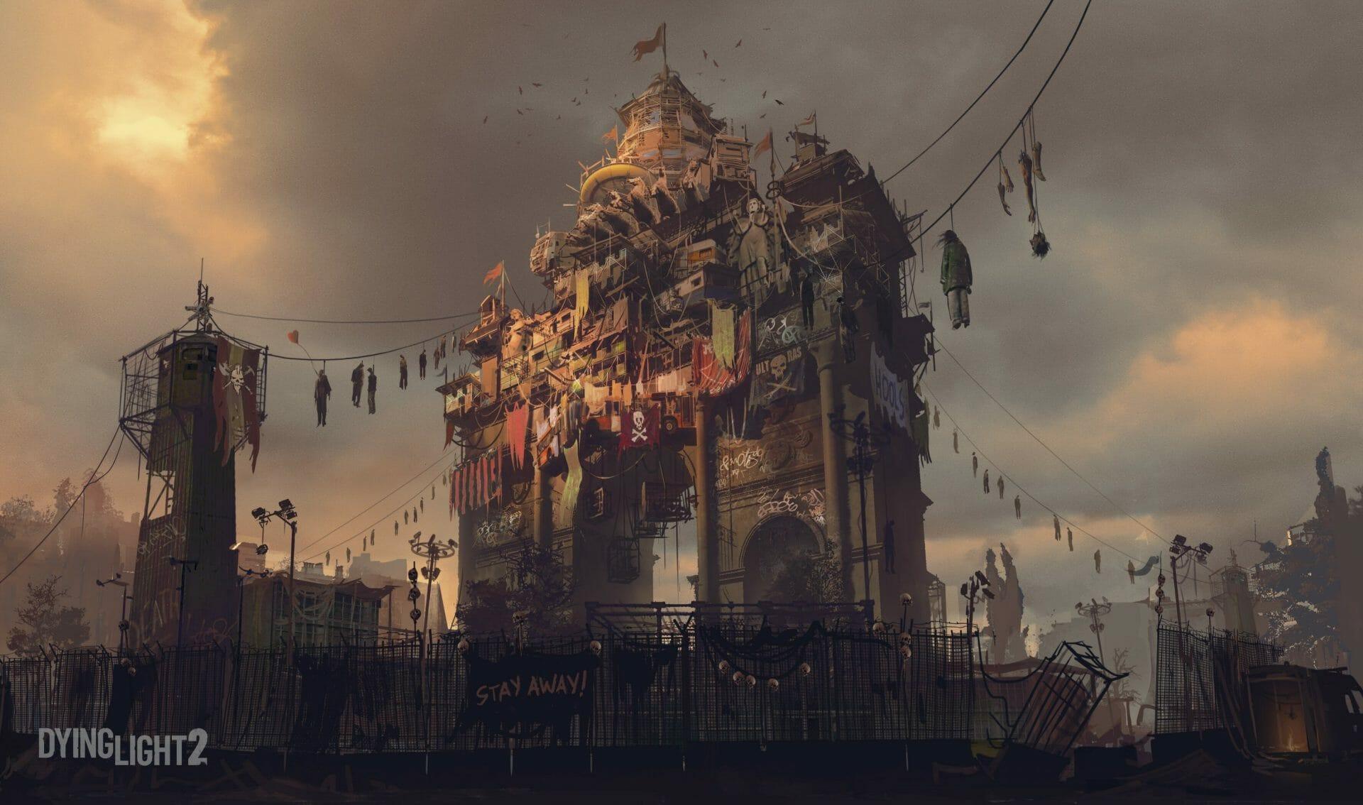 Dying Light 2 concept art