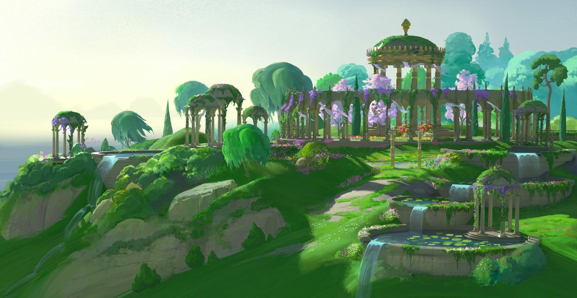 Aphrodite Palace of Wind