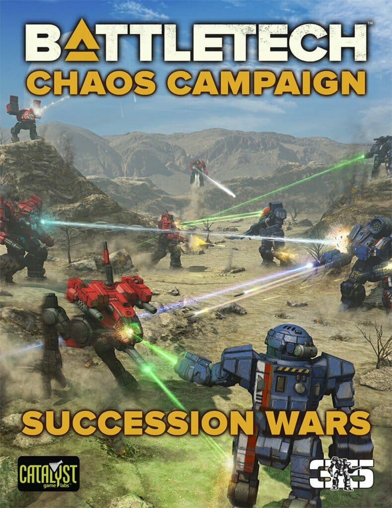 BattleTech: Chaos Campaign - Succession Wars
