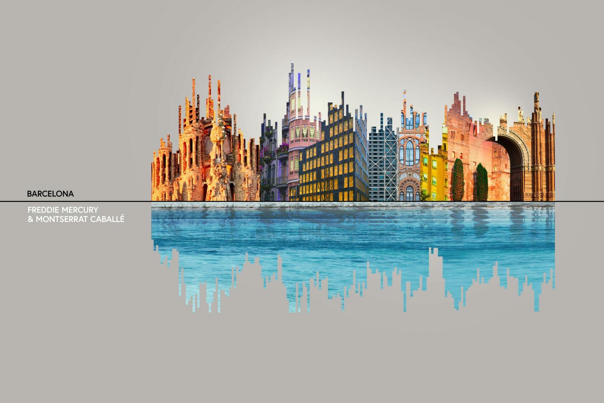 Barcelona waveform