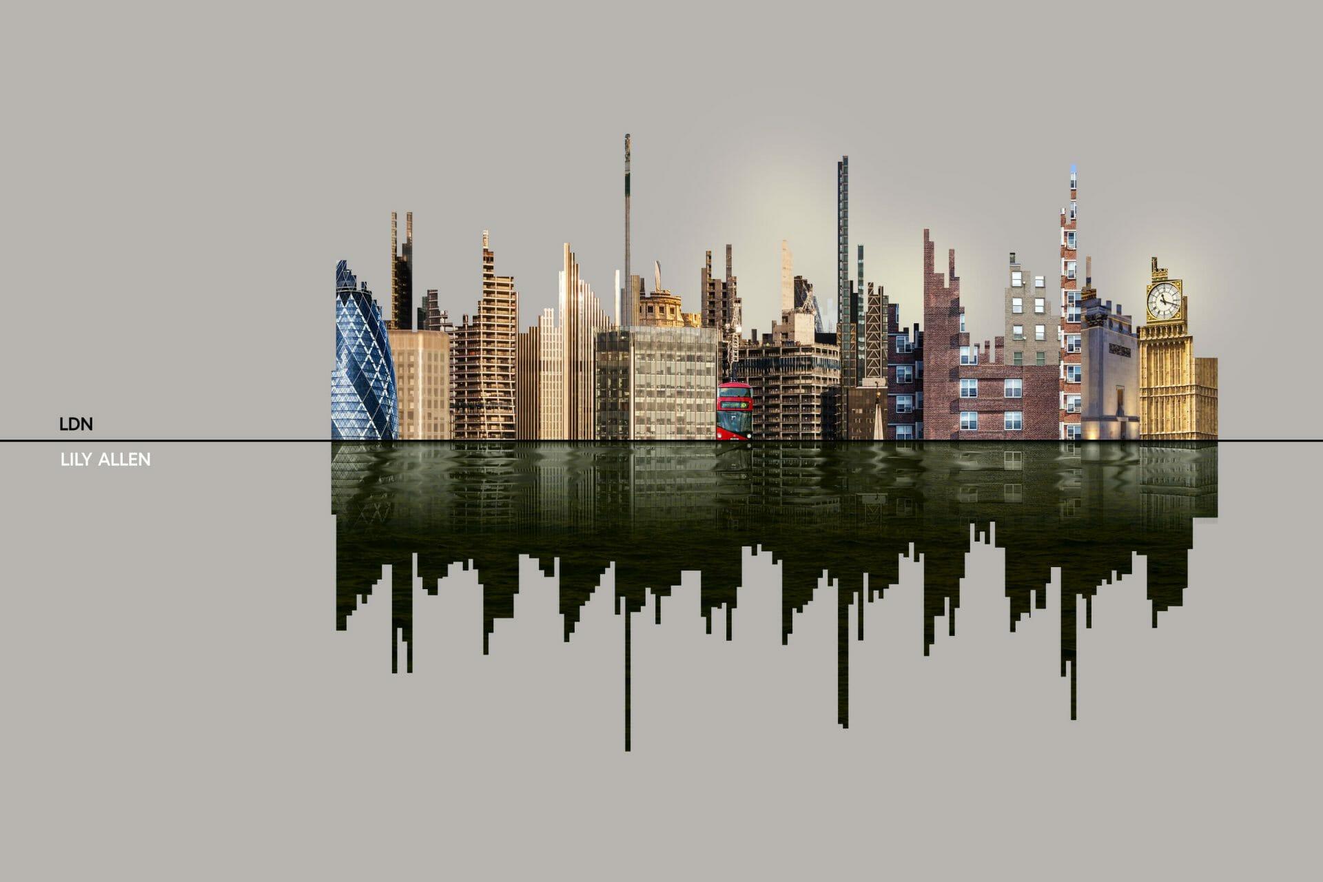 London waveform