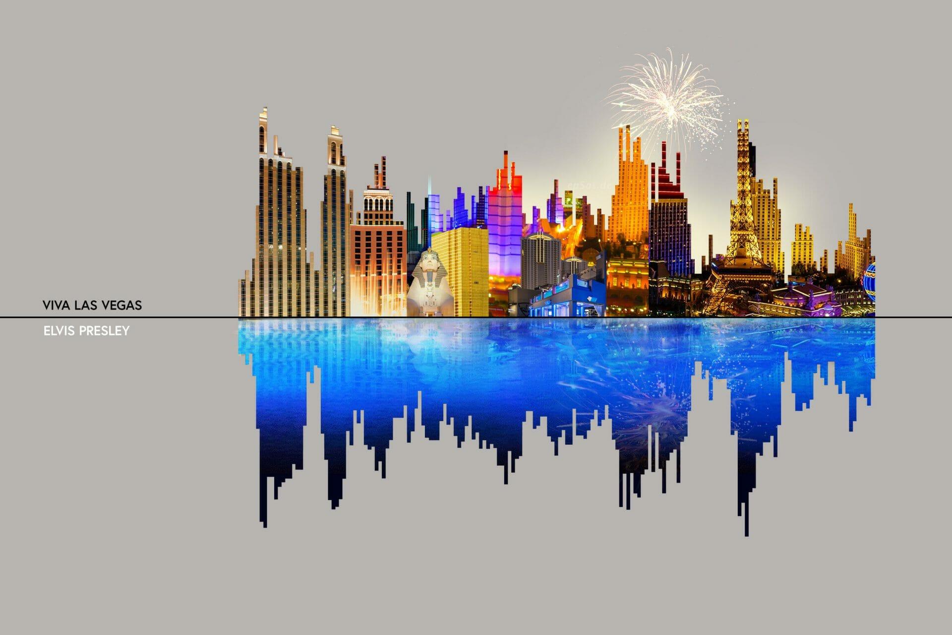 Las Vegas waveform