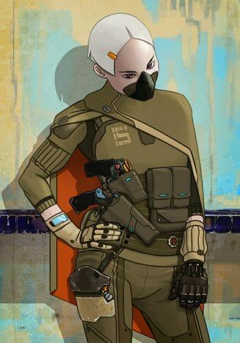 Genre Police: Dystopia