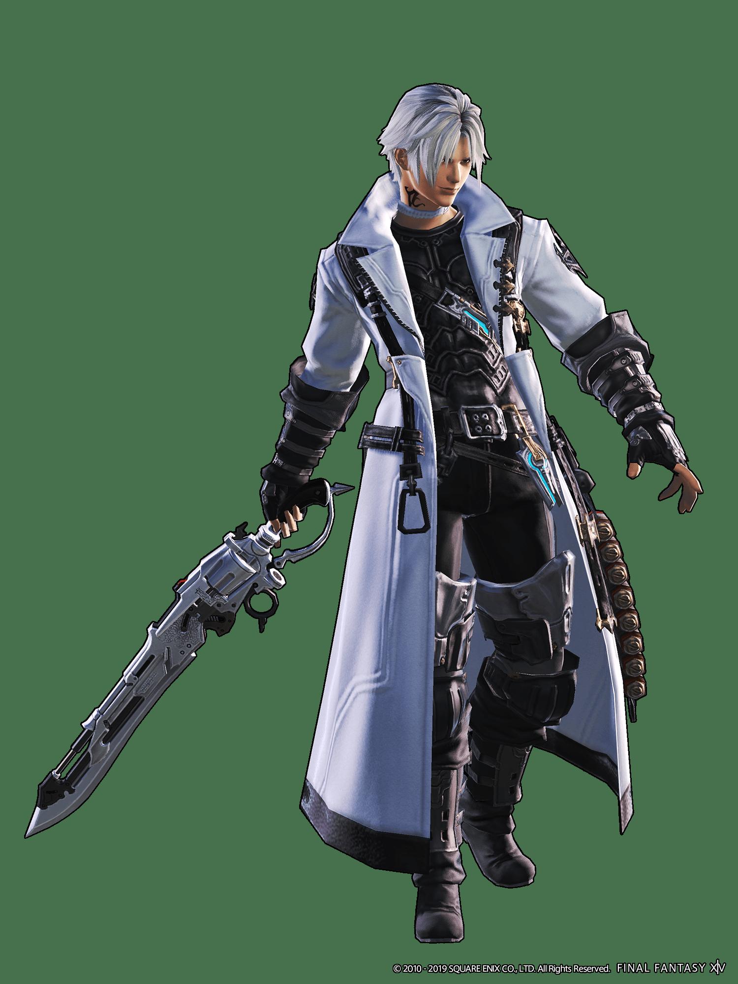 Final Fantasy - Thancred